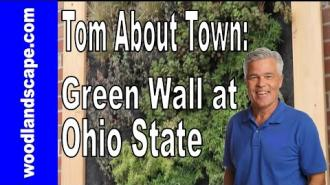 Gardening: Green Wall at Ohio State University - Tom About Town