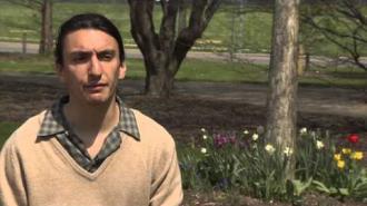 Henry Peller, 2013 Udall Scholar