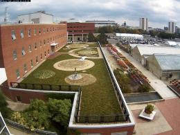 Ohio State S First Green Roof Makes Debut Hcs